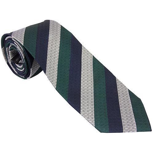13th / 18th Royal Hussars Silk Non Crease Tie