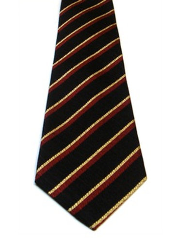 Middlesex Regiment (Town) Silk Non Crease Tie