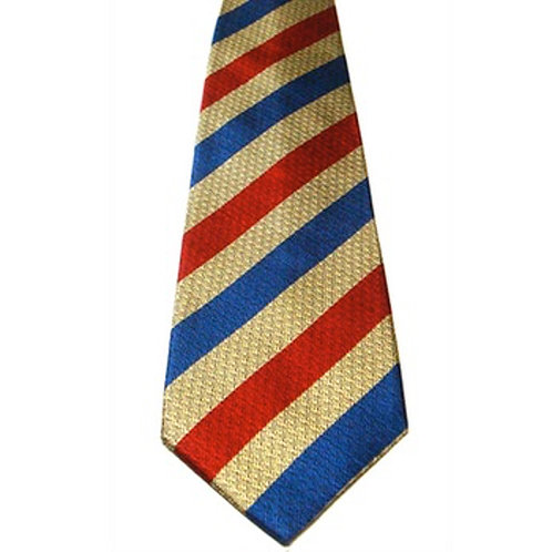Queen's Dragoon Guards SAG Silk Non Crease Tie
