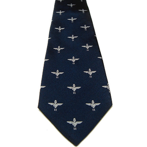 2 Parachute Regiment Silk Tie