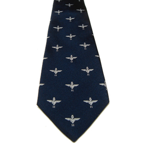 2 Parachute Regiment Silk Tie