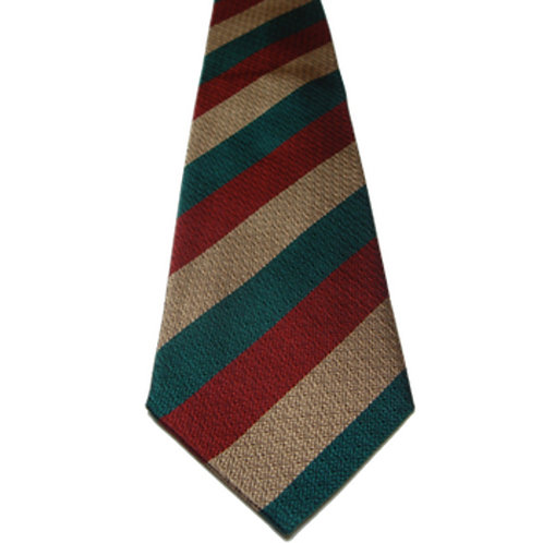Mercian Regiment Silk Non Crease Tie
