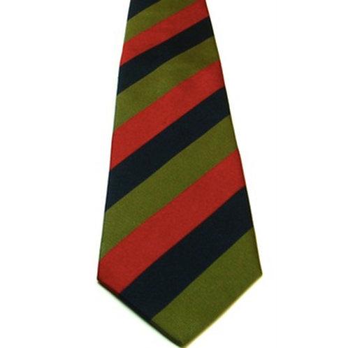 Royal Scots Silk Tie
