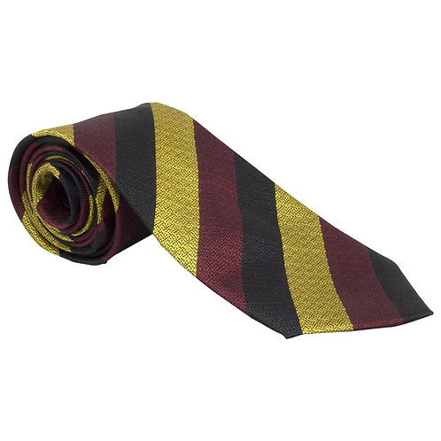 Prince of Wales's Own Regiment of Yorkshire Silk Non Crease Tie