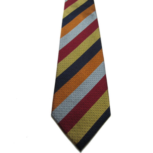 RAF Regiment Officers Club Silk Non Crease Tie