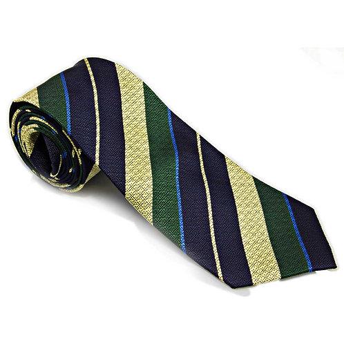 Queen's Royal Hussars Silk Non Crease Tie