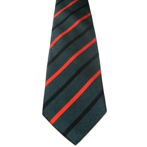 Royal Green Jackets Silk Tie