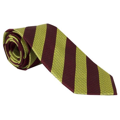 King's Royal Hussars Silk Non Crease Tie