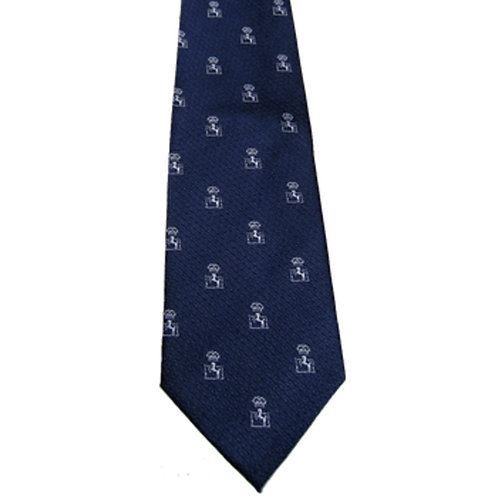 The King's Royal Troop Silk Non Crease Tie