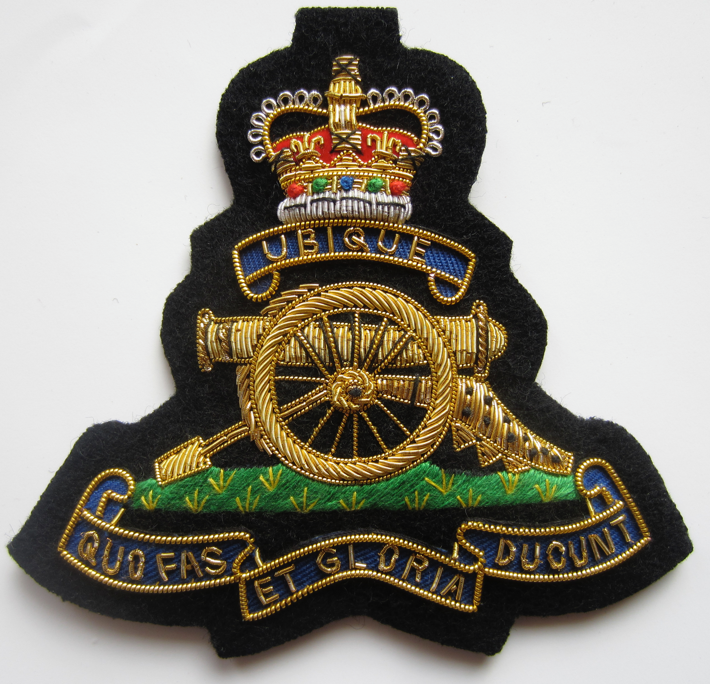 gunners blazer badge