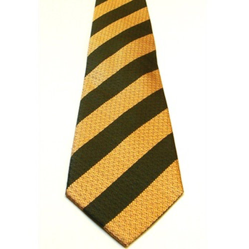 8th King's Royal Irish Hussars Silk Non Crease Tie