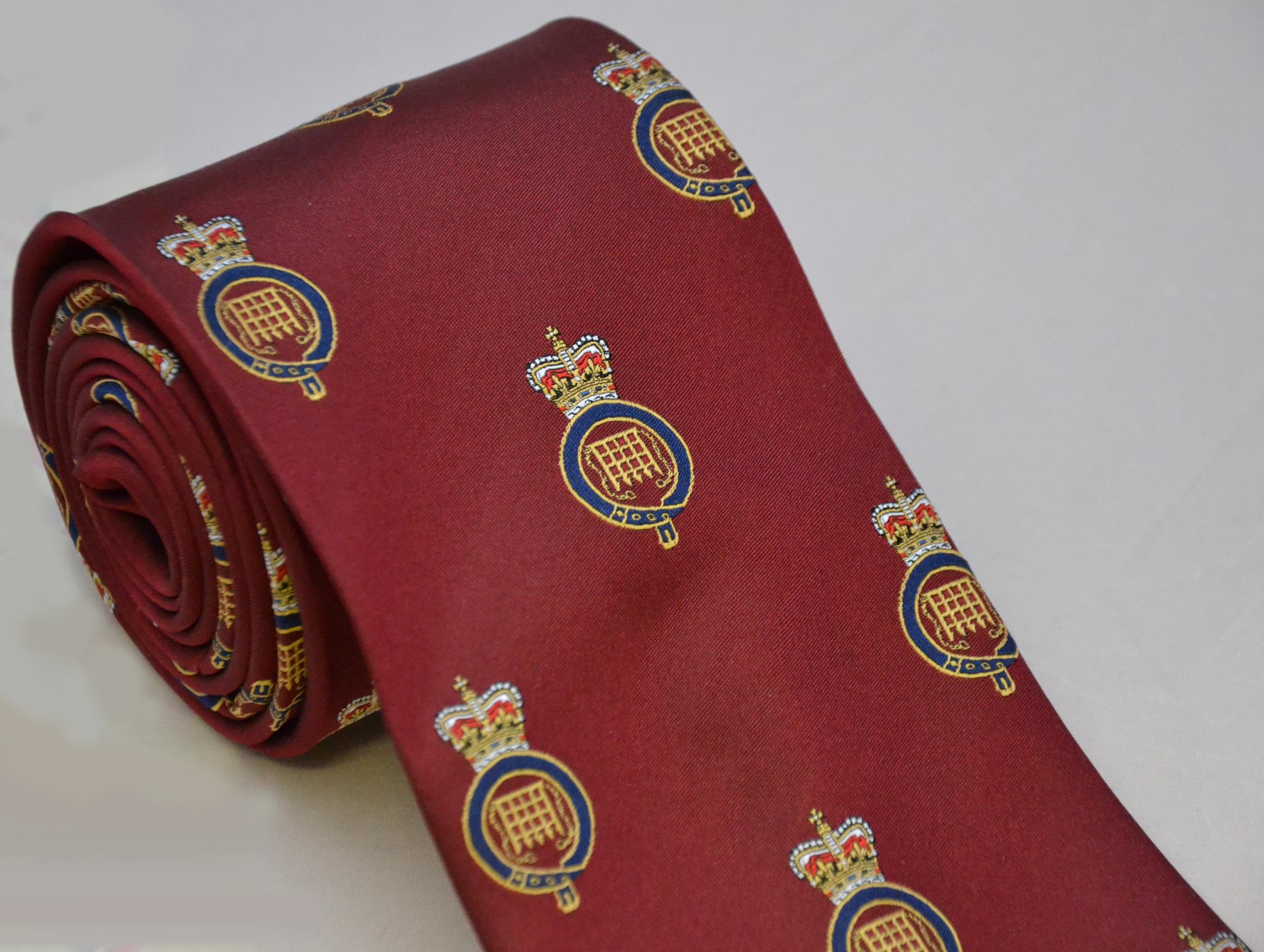 Queen's Bodyguard Tie