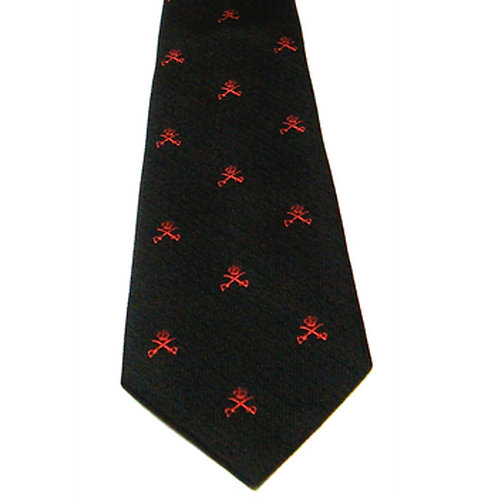 Royal Army Physical Training Corps Silk Non Crease Tie