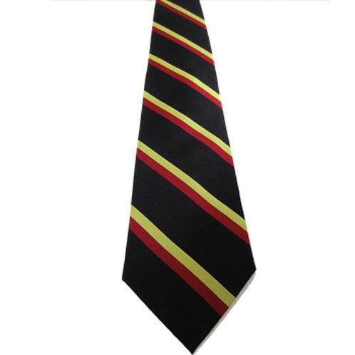 1st Battalion Royal Anglian Silk Tie