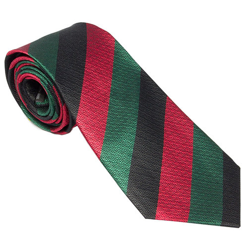 Yorkshire Regiment Silk Non Crease Tie