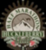 Huckleberry Half Logo