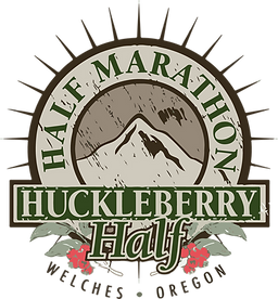 Huckleberry Half Logo