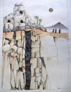 Hermit Monks Leaving for the Promised Land.jpg