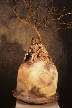 Nathaniel Under the Fig Tree.JPG