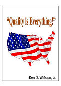 Quality is Everything(Front Cover)5.8x8.