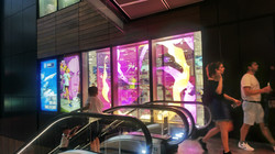 Transparent LED Wall LED Glass