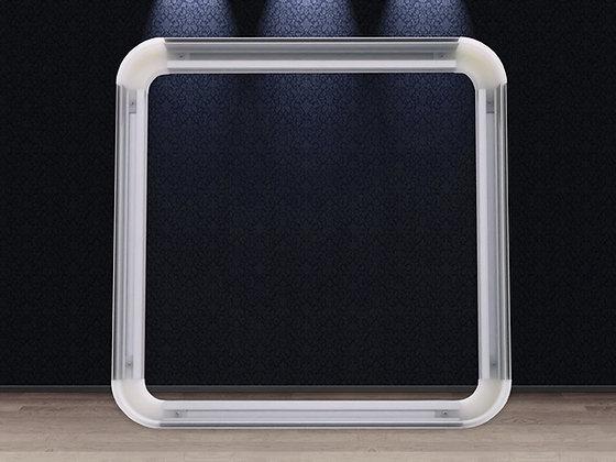 Round Corner Light Box