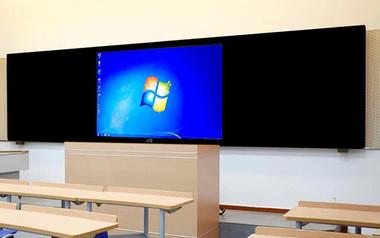 interactive LED blackboard touch whitebo