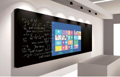 classroom technology interactive LED bla