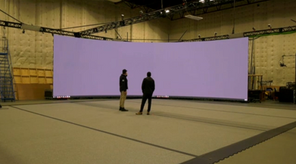 LED Wall for XR Virtual Production