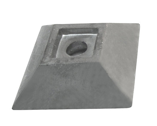 Casted Part Al Plate Cube 5/3