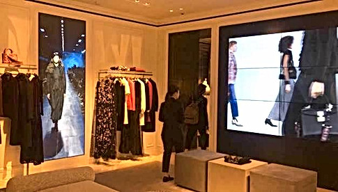 LED TV Video Wall