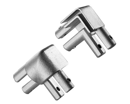 Corner Connector for Flat SS