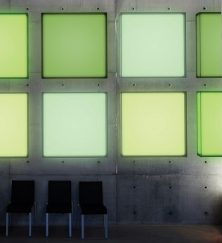 RGB LED Light Box