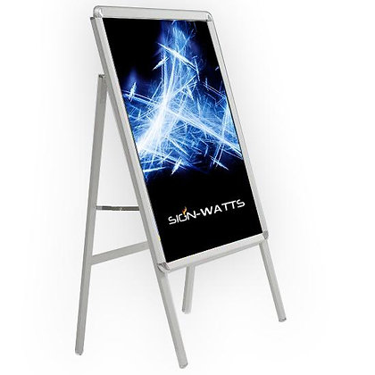 Single Side Poster Stand