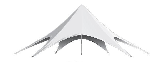 Outdoor Flag & Tents