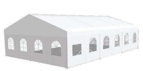 Aluminum Frame Wedding Party PVC Tent