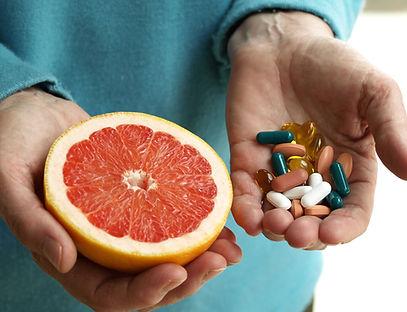 Grapefruit and Vitamins