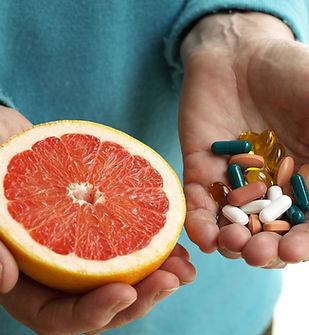 葡萄柚和維生素