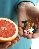 Pamplemousse et vitamines