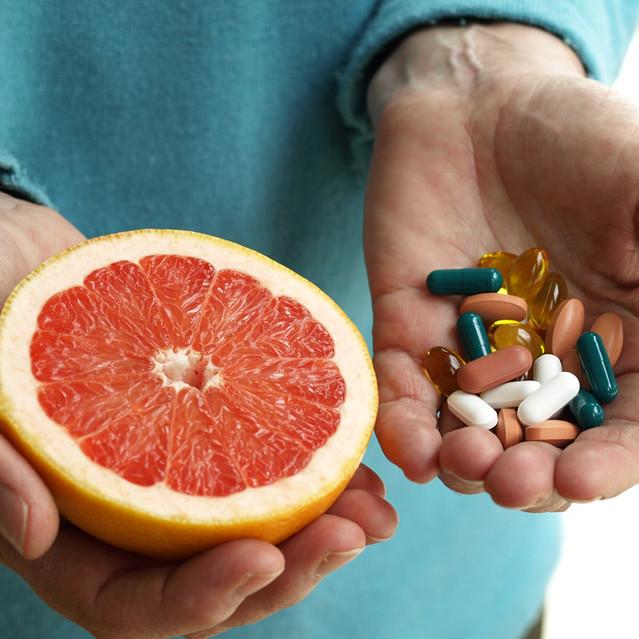 비타민 섭취