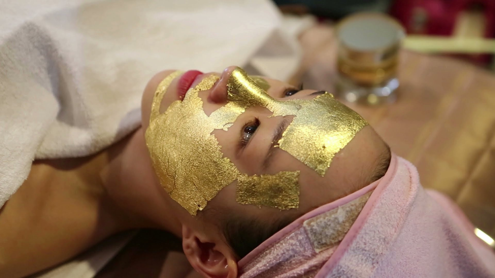24K GOLD THERAPY