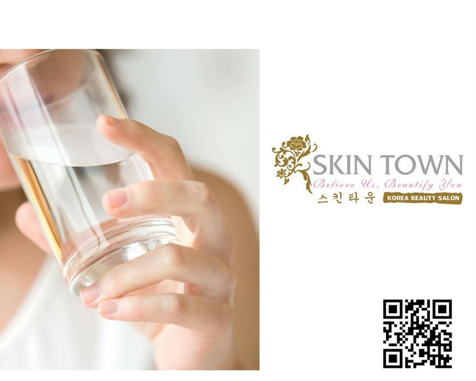 Beauty Tips : Drinking Water
