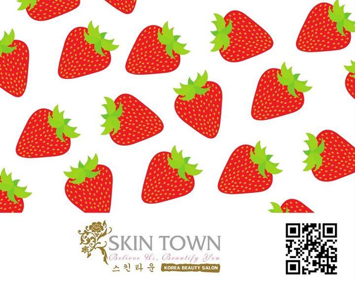 Beauty Tips : Strawberries