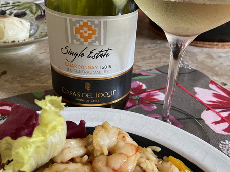 CASA DEL TOQUI SINGLE ESTATE CHARDONNAY 2019 – VALE CENTRAL – CHILE
