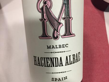 HACIENDA ALBAE MALBEC 2015 – DO LA MANCHA - ESPANHA