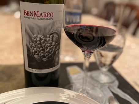 BENMARCO CABERNET SAUVIGNON 2019 – VALLE DO UCO – MENDOZA – ARGENTINA
