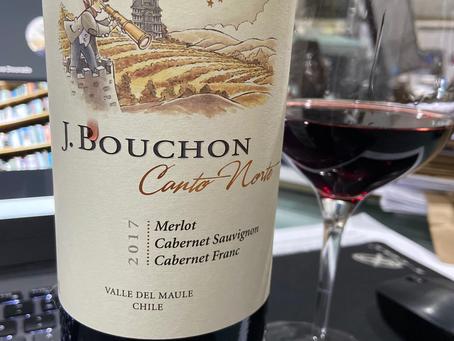 J. BOUCHON CANTO NORTE 2017 – VALE DO MAULE - CHILE