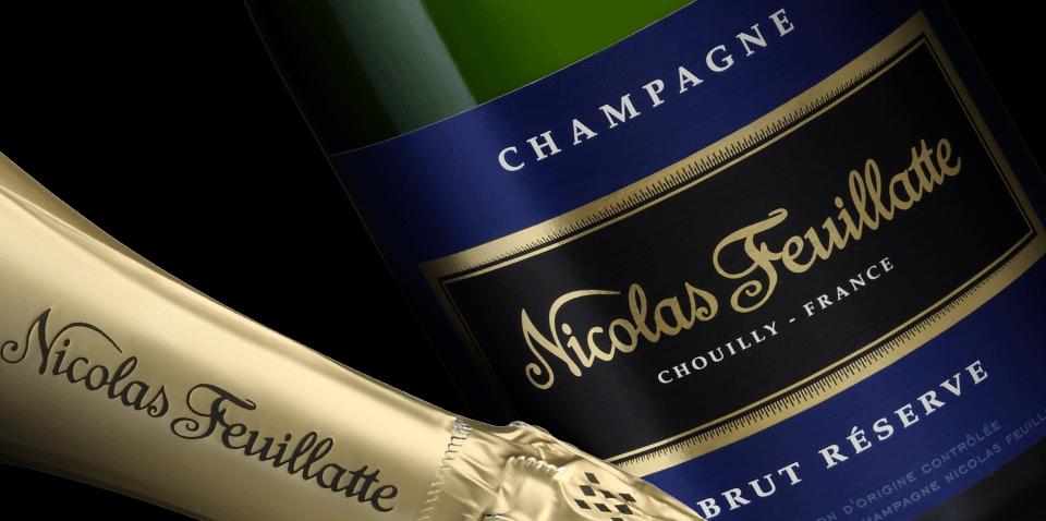 nicolas feuillatte champagne