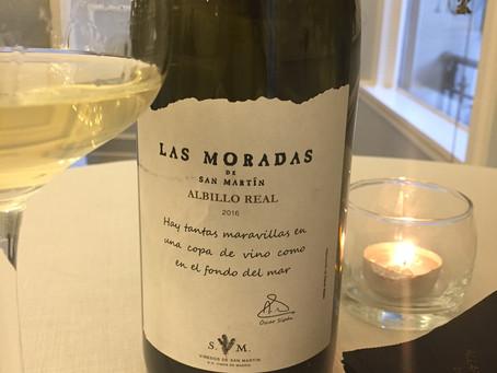 LAS MORADAS DE SAN MARTIN 2016 – VINHOS DE MADRI -  ESPANHA