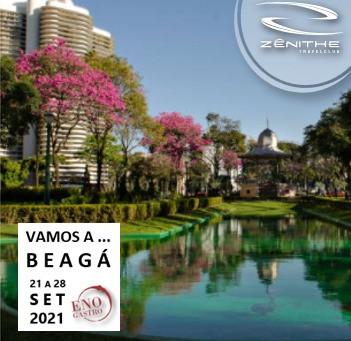 Escapada a ... Belo Horizonte Gastronômica e Cultural                           21 a 28 set 2021